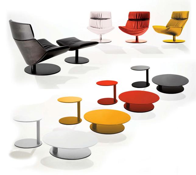 Schön Marc Sadler   Progettare Un Elemento Di Design. KARA Armchair By Désirée ...