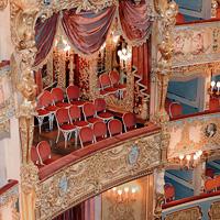 Le sedute Caloi al Gran Teatro La Fenice