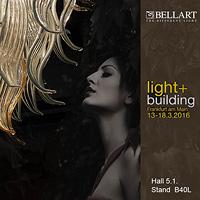 Bellart a Light Building di Francoforte 2016