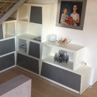 Mobile soggiorno modulare