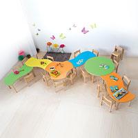 Tavoli per bambini