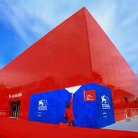Caloi alla Mostra Internazionale d'Arte Cinematografica di Venezia