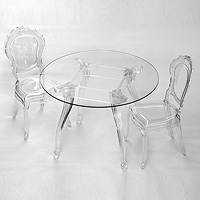Belle Epoque tavolo