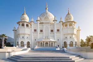 Rajmahal Theatre  Bollywood Parks - Dubai