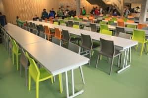 Mensa scolastica - Bruxelles