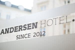 Anderson Hotel – Copenaghen