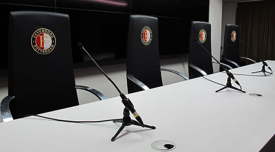 Sala stampa del Feyenoord