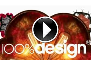 100% Design - London 2014