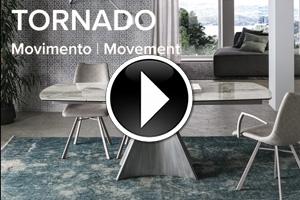 Tornado Movimento
