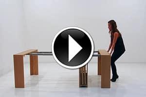 Venere 3M console table