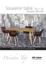 Souvenir 180 wood