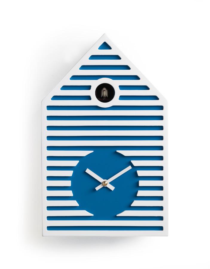Orologio a cucù da parete, in legno, con meccanismo al quarzo  IDFdesign