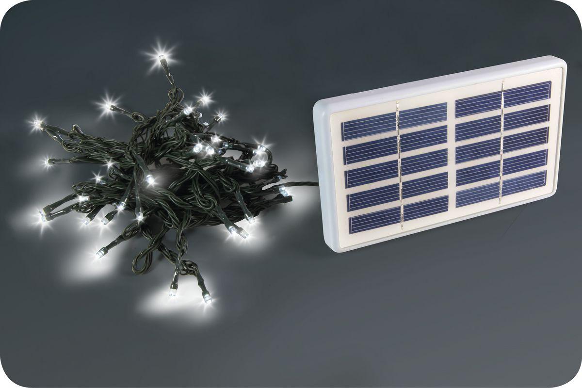 Luci di natale a energia solare idfdesign