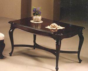 2120 TAVOLINO, Tavolino rettangolare, prezzo outlet