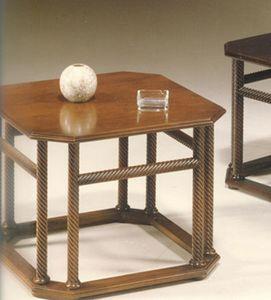 2165 TAVOLINO QUADRATO, Tavolino quadrato, prezzo outlet