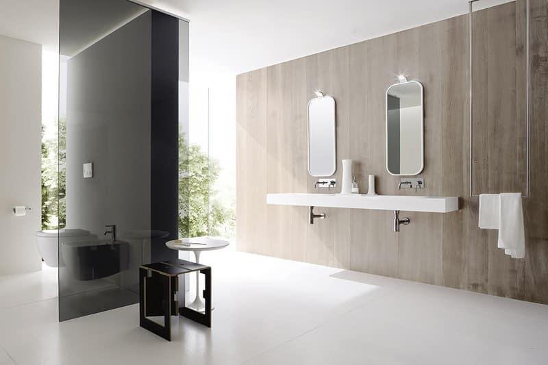 Bagno sanitari accessori bagno idf for Portasalviette bagno design