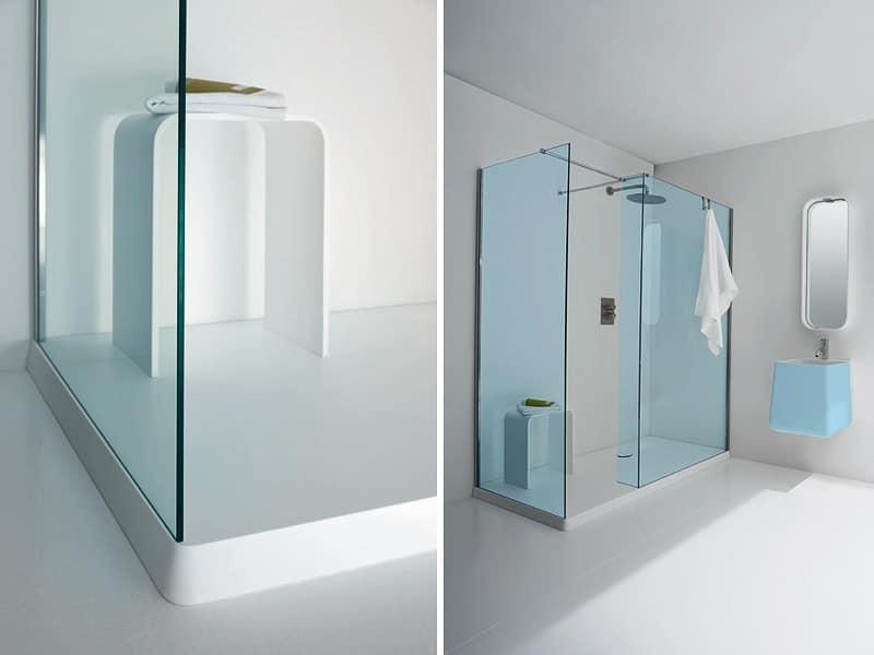 Bagno sanitari accessori bagno idf for Sgabello bagno design
