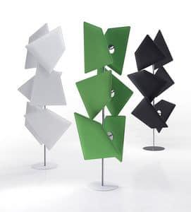Flap 1, Pannello design fonoassorbente modulare