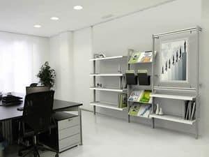 Immagine di inUNO librerie modulari e mensole, librerie contemporanee
