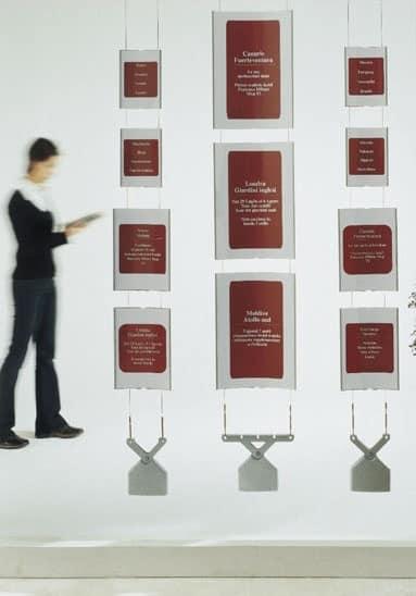 Koala cavi 2, Complemento per ufficio e negozi, segnaletica e comunicazione