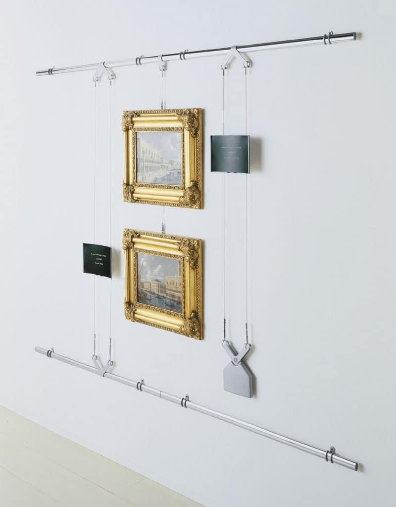 Sistema di comunicazione da parete per l 39 ufficio idfdesign for Complementi di arredo per ufficio