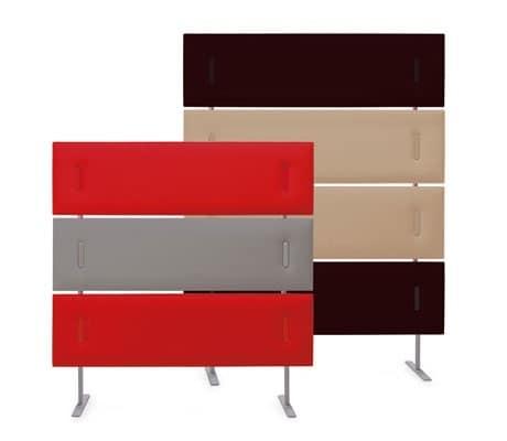 Pannelli fonoassorbenti autoportanti pannelli assorbi for Design per l ufficio