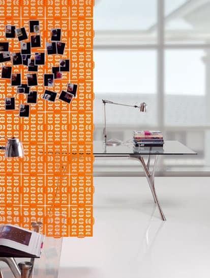 Pop-up, Accessori modulari per ufficio in tecnopolimero