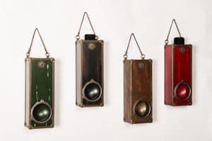 Art. AA452, Amplificatore in legno da parete per smartphone