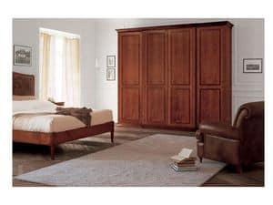 Immagine di Album Armadio, guardaroba legno decorato