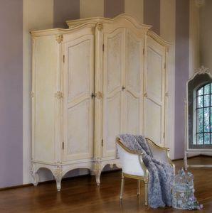 Art. 0187, Armadio classico di lusso per camere
