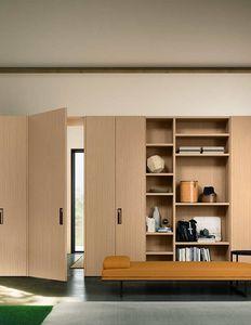 Immagine di App A, armadi in legno