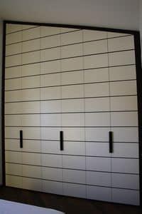 Armadio per camera 03, Armadio dall'altezza insolita, oltre 4 metri, per camera da letto