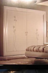 Desir�, Armadio con porte scorrevoli per camere da letto
