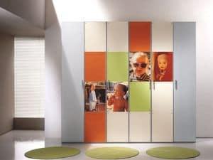 Immagine di Display 02, armadi su misura