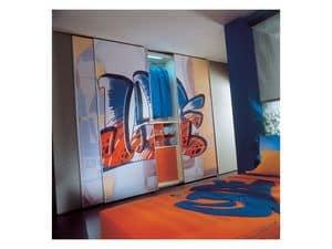 Immagine di Display 14, armadi guardaroba