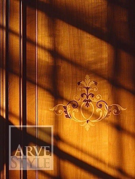 Fenice armadio, Armadio in stile classico con ante scorrevoli