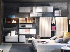 Immagine di Nuvola, ideale per suite albergo