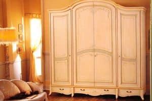 Arredo Armadi Classico ed in stile di lusso | IDFdesign