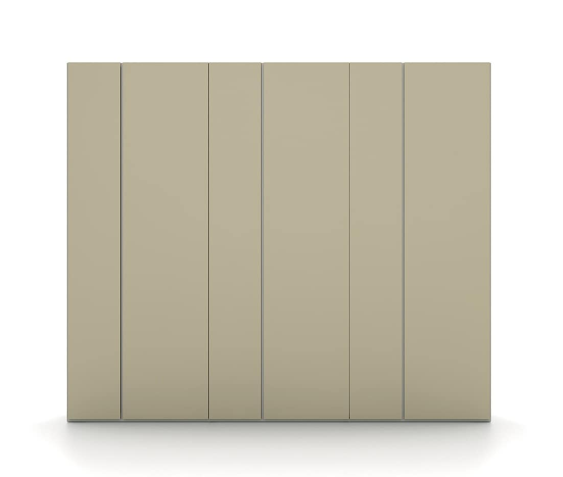 Armadio lineare con interno modulare per ufficio e casa - Armadio interno ...