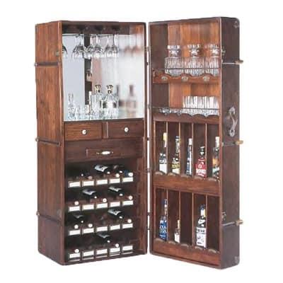 Arredamento taverna arredamento enoteca baule bar art 408 for Arredamento cantina