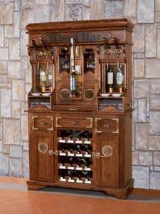 Art. 540, Mobile credenza per enoteca, per spinatura alcolici