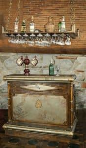 Art. 613-610, Bancone per bar, con impianto di spinatura e refrigerazione