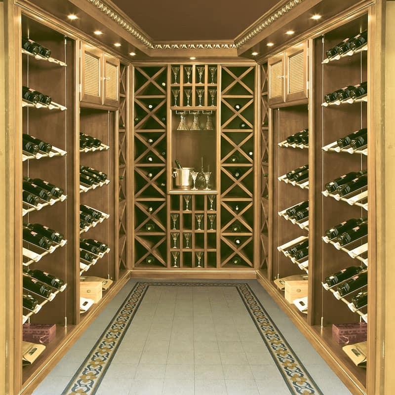 Boiserie cantina vini di turati boiseries prodotti for Arredamento cantina vino