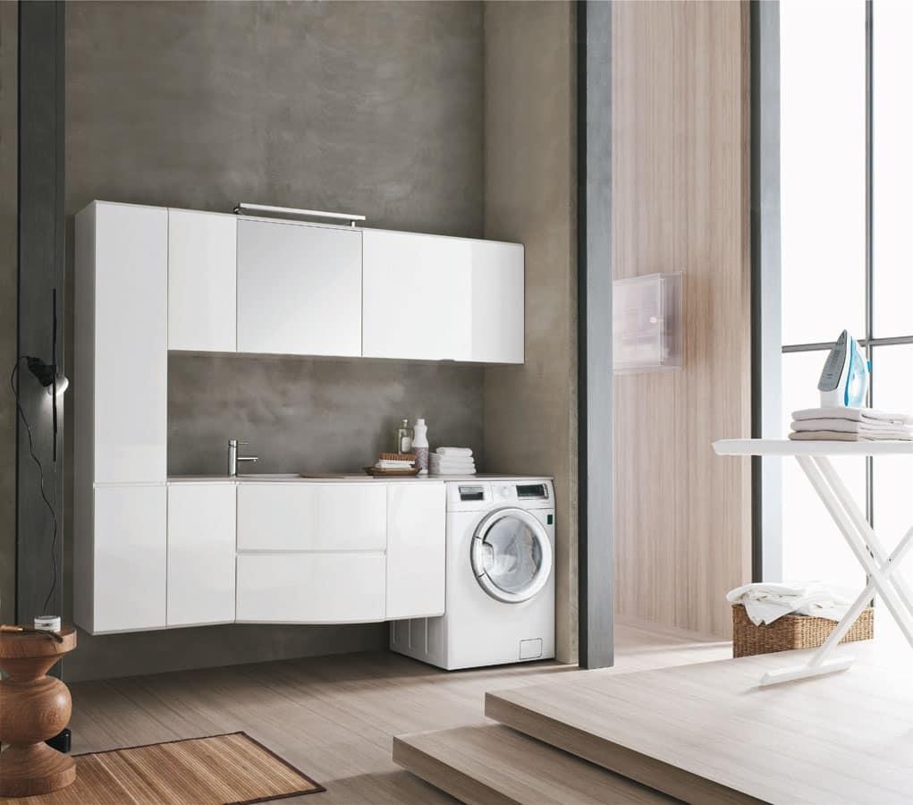 Mobile Bagno Per Lavatrice: Sanitari ideal standard Arredamento ...