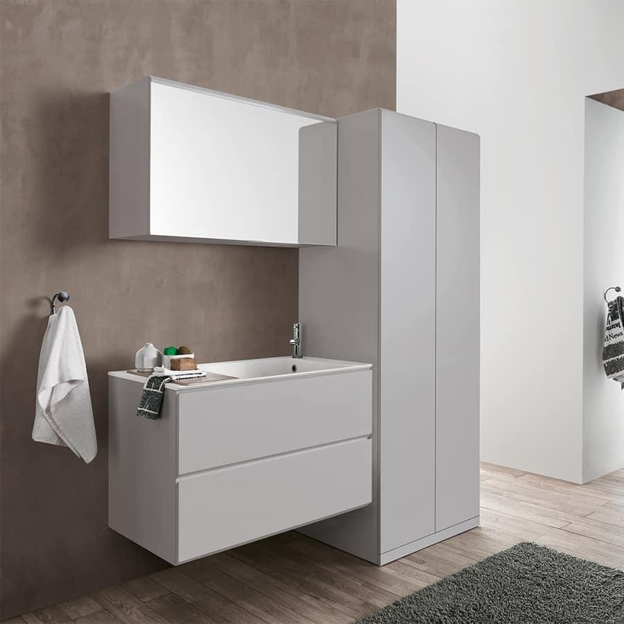 Flexia, Arredo per lavanderia, lavabo per lavanderia