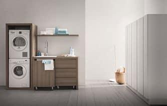 casa immobiliare accessori mobili per lavanderia