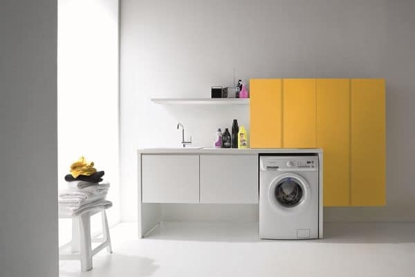 Bagno sanitari arredamento lavanderia idf for Arredamento lavanderia