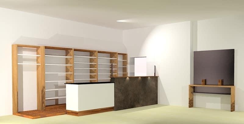 Mobile progettato su specifiche del cliente idfdesign for Specifiche home plan