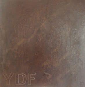 Corten, Arredamento in metallo su misura