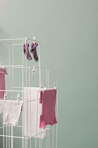 Pensile e panca per lavanderia, lavatoio in ceramica per lavanderia ...